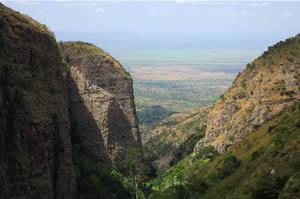 Nyakazu tourist site