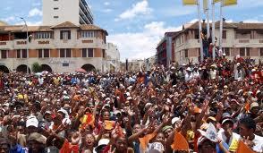 Démographie de Madagascar — Wikipédia