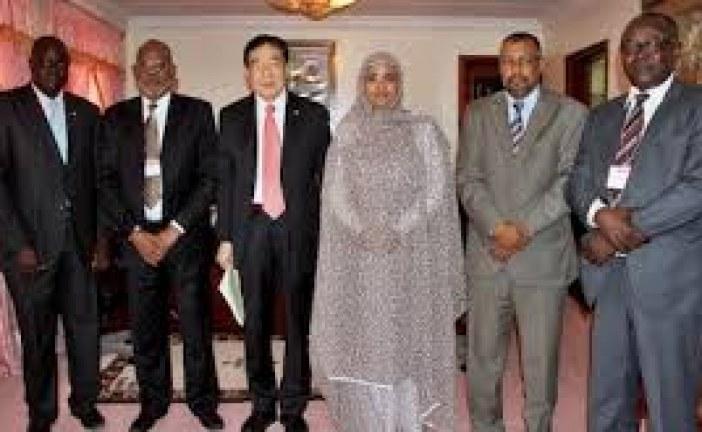 Development Partners with Mauritania