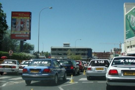 Transport in Windhoek