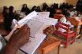 38% of the people of Somalia can read and write
