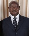 UGANDA African Presidents
