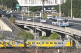 Transport system in Cape Town