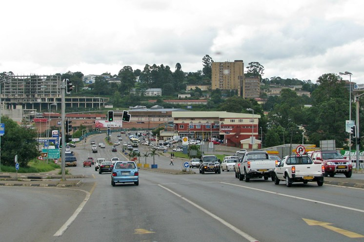 Mbabane City