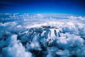 Kilimanjaro, highest in Africa