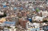 Low urbanization rate