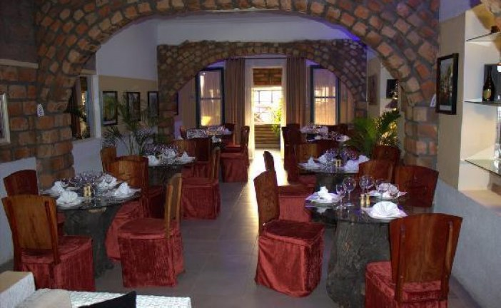 Restaurants in Kinshasa City in Democratic Republic of Congo