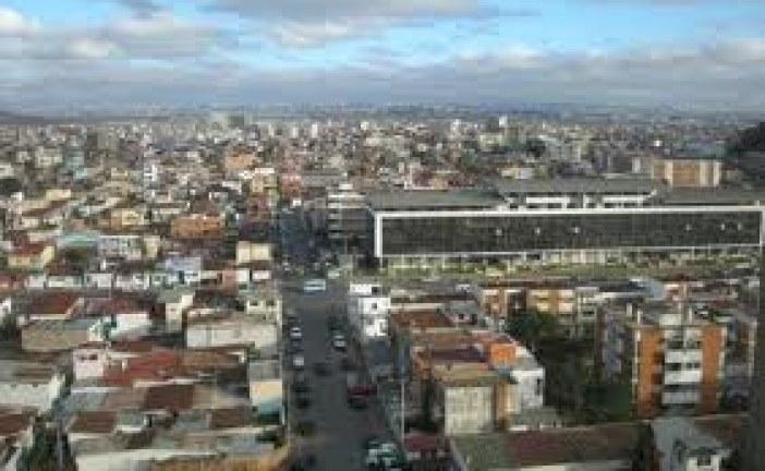 Low urbanisation rate