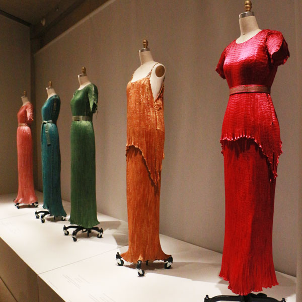 A Year In Fashion At Fortuny Fortuny