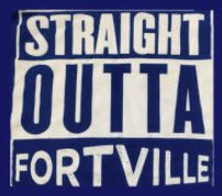 Straight Outta Fortville Logo