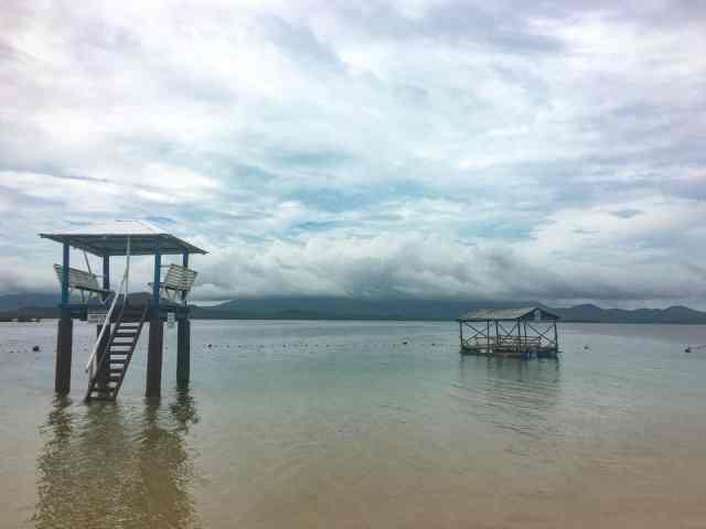 luli island honda bay palawan philippines