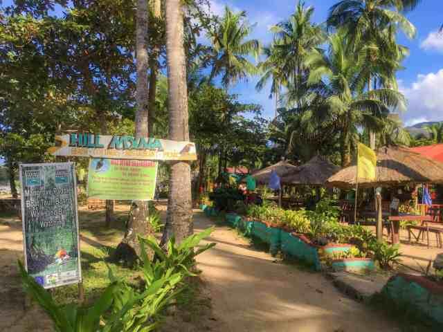 Sabang Beach, Palawan, Philippines