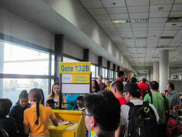 domestic flights to puerto princesa palawan manila airport