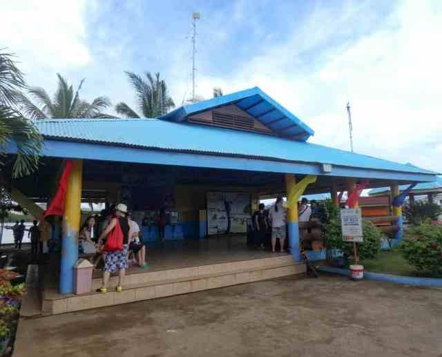 Sta. Lourdes wharf Honda bay