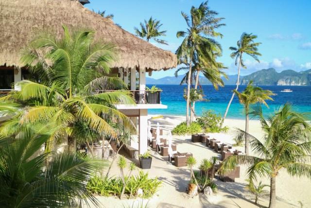 Clubhouse at Pangulasian, El Nido, Palawan, Phlippines
