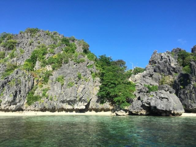 Nabat Island near Apulit Island, El Nido, Palawan, Philippines
