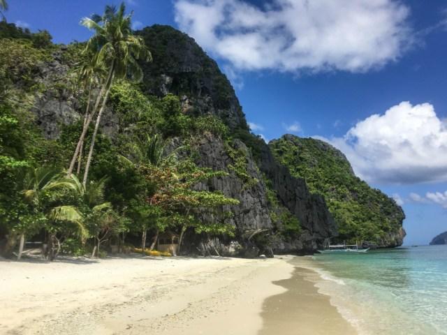 Entalula Island in El Nido, Palawan, Phlippines
