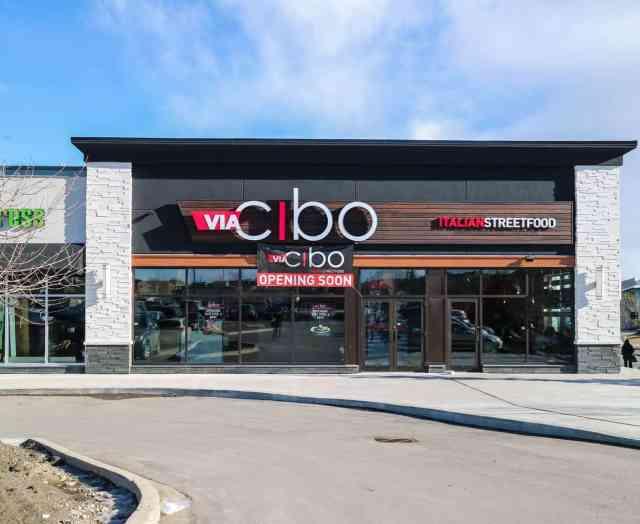 Via Cibo, Calgary, Canada