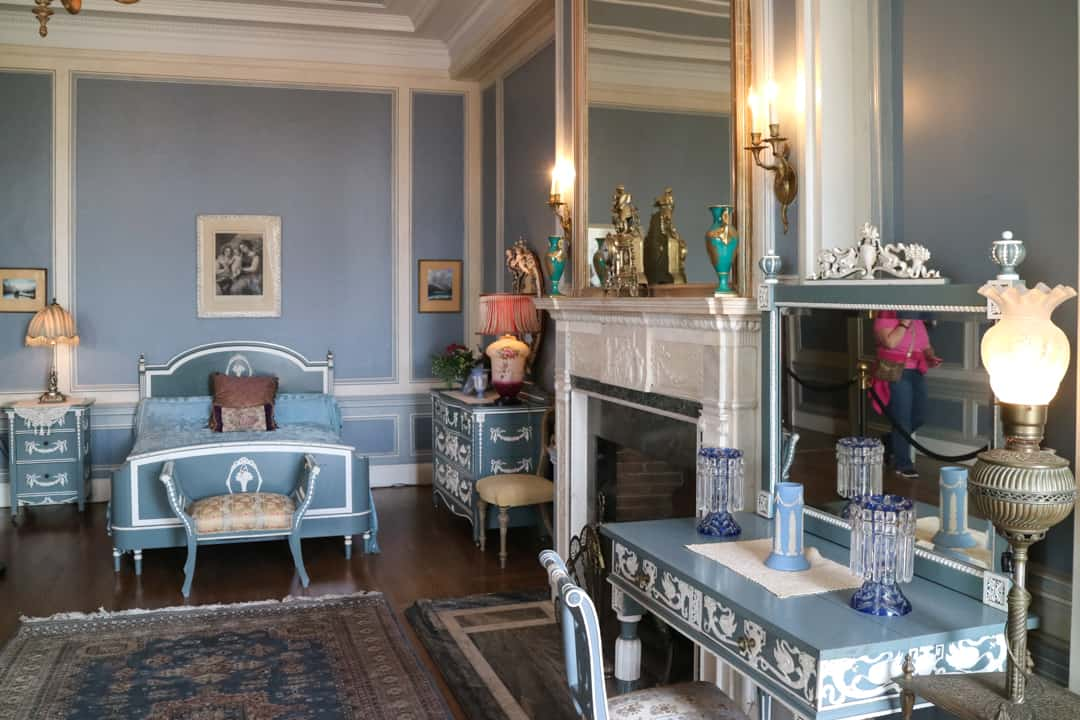 Lady Pellatt's Suite at Casa Loma Toronto
