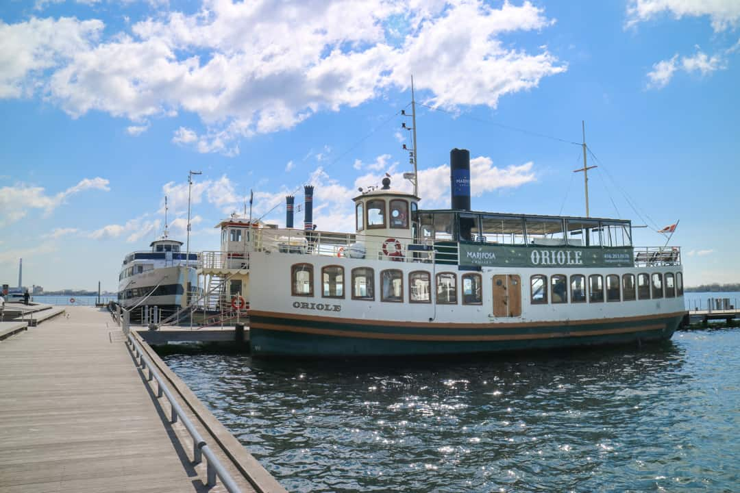 Places to visit in Toronto for photographers - Harbourfront