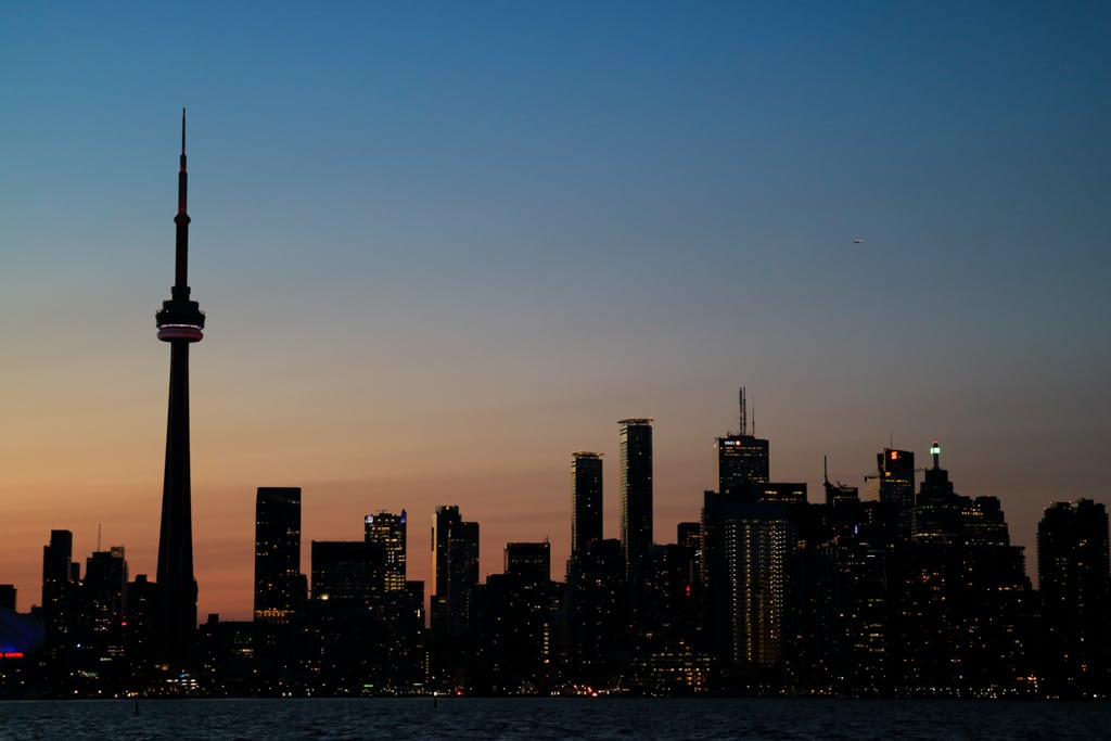 Places to visit in Toronto for photographers - Toronto Islands