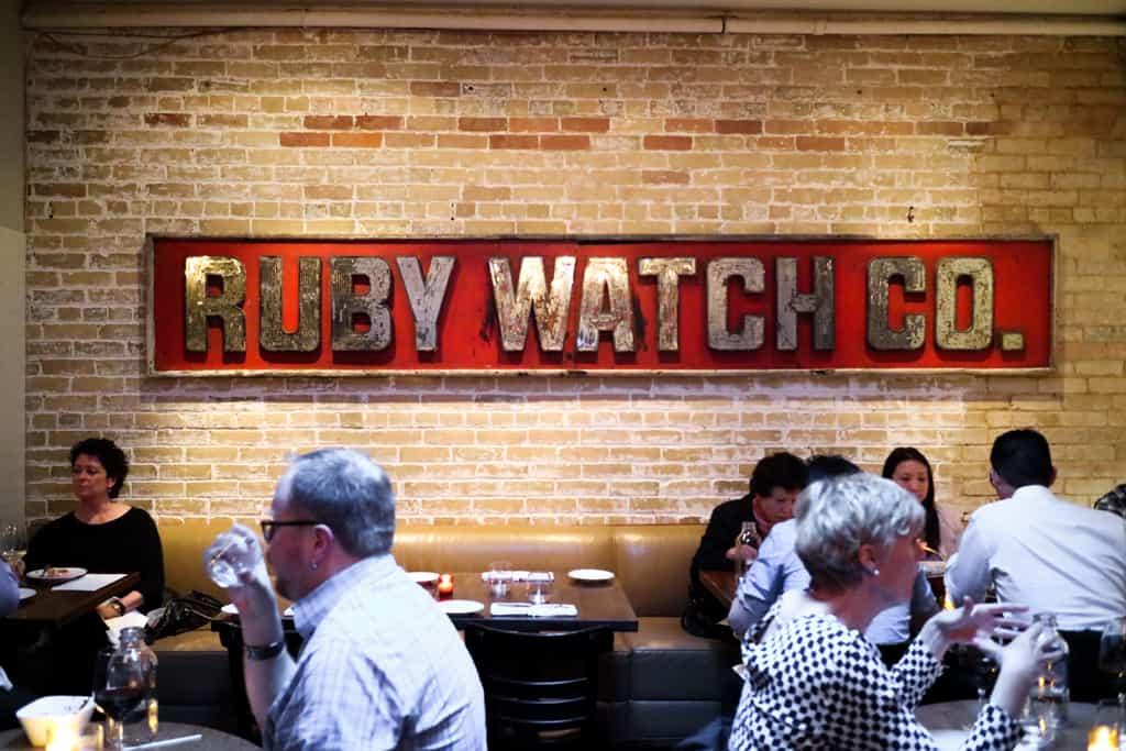 Ruby Watchco Toronto