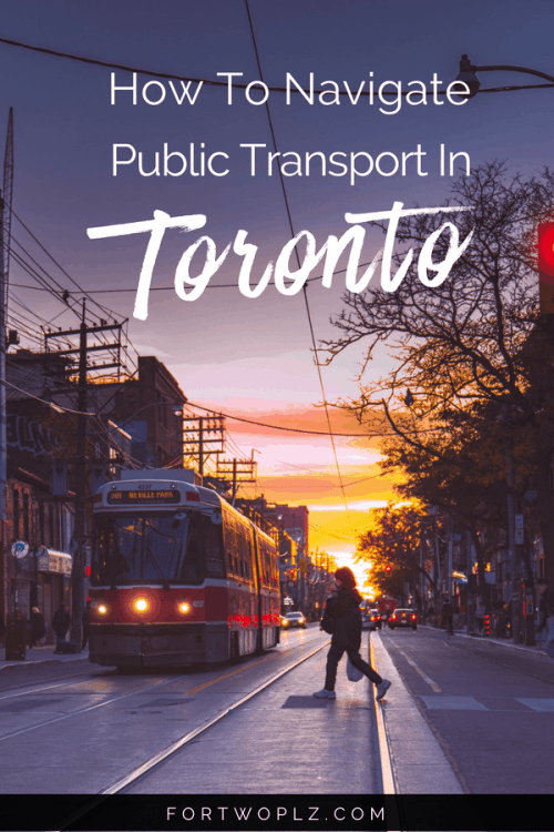 It is easy to get around downtown Toronto, Canada. The public transport system is linked with subway, buses, streetcars and train. Click through to get tips for your travel to Toronto, including how to save money using Presto card! #toronto #ontario #Canada #travelcanada#travelguide#tripplanning#traveltips#publictransport