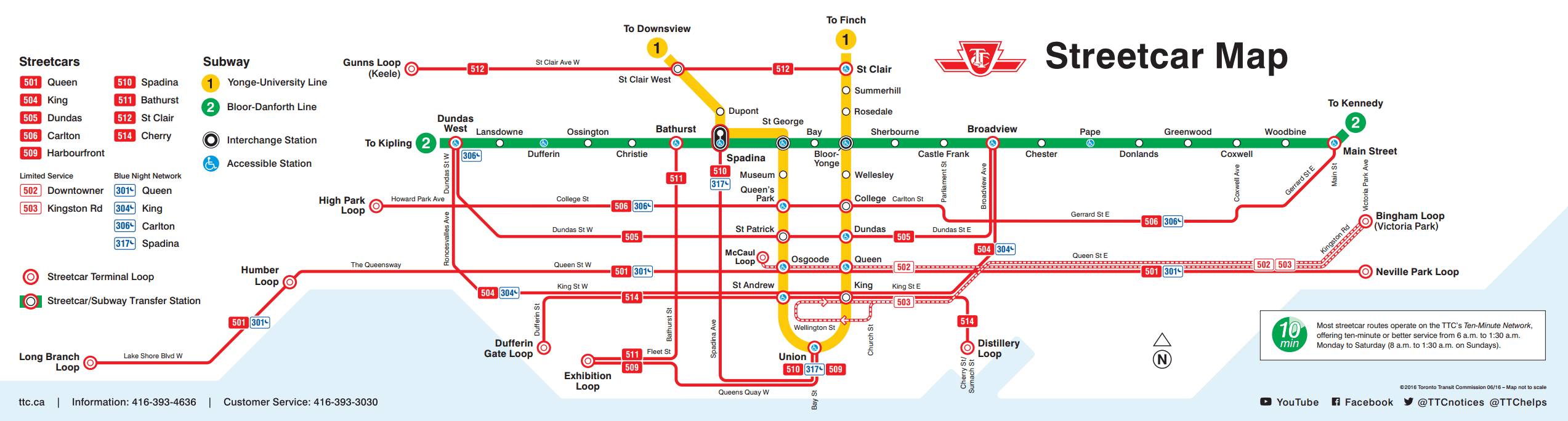 Ttc Subway Map 2018.How To Get Around Toronto With Subway Streetcars For Two Please
