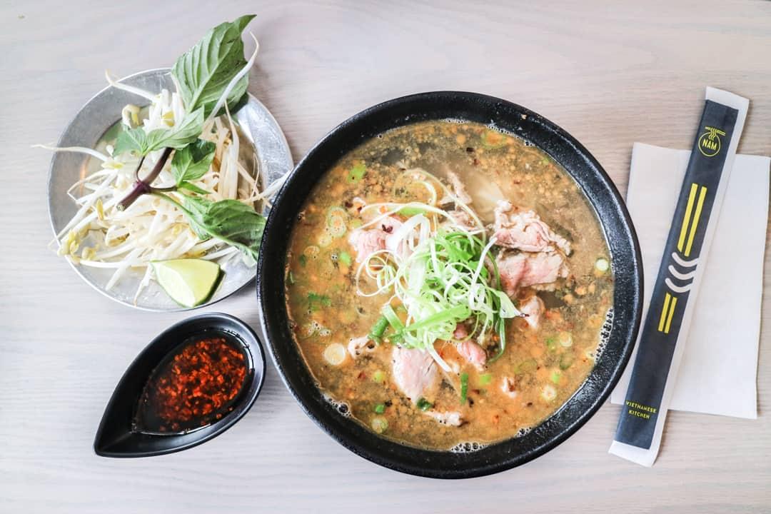 NAM Vietnamese Kitchen, Calgary