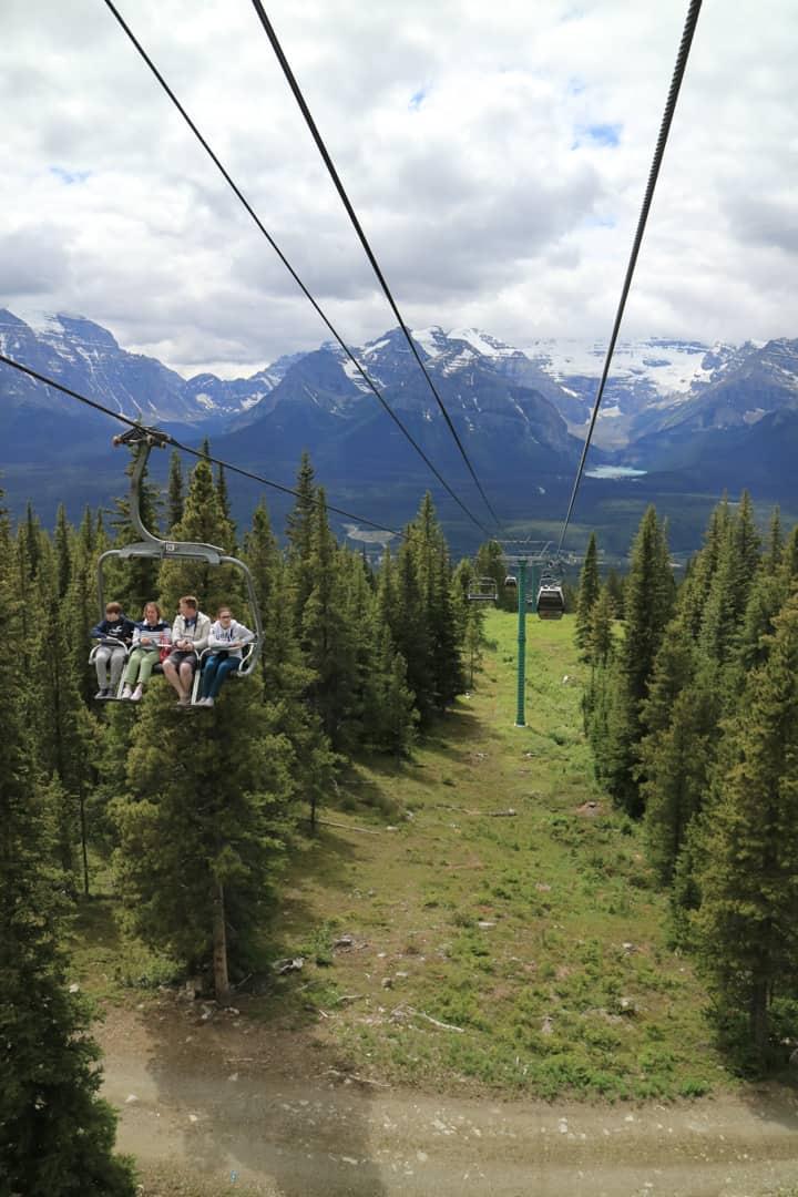 Lake Louise Canadian Rockies
