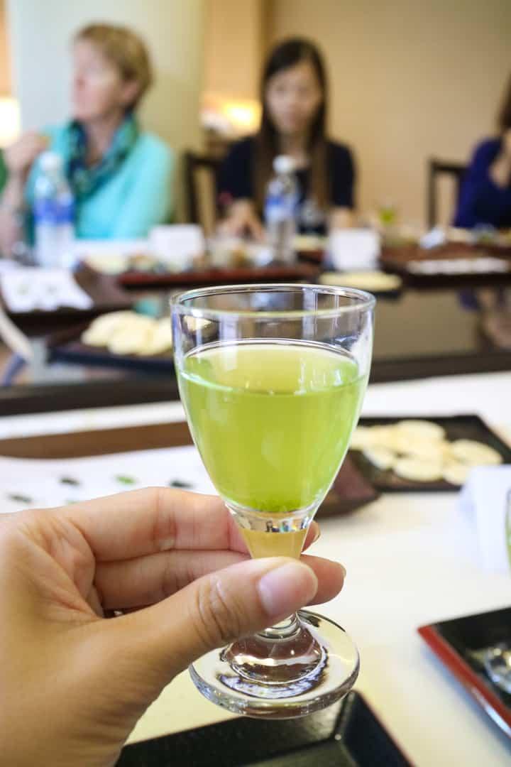 Japanese Tea Tasting, Calgary