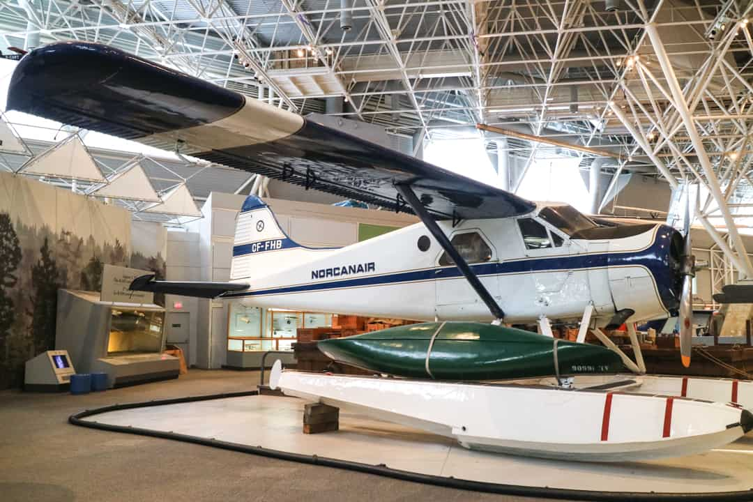 Canada Aviation and Space Museum, Ottawa, Ontario