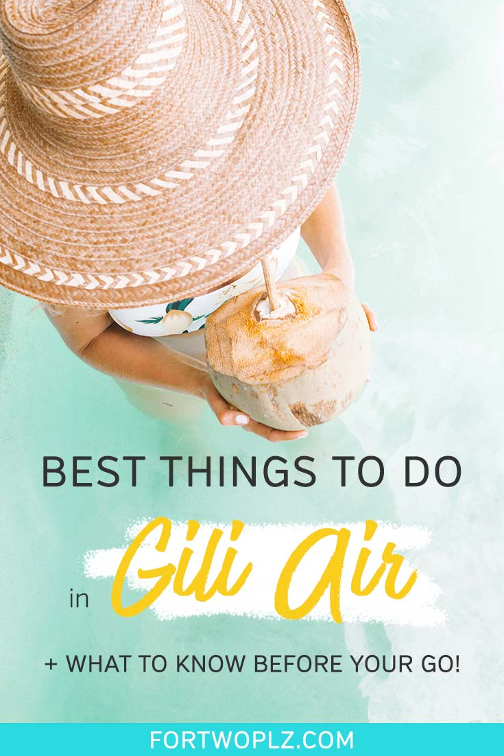 A Complete Guide to Gili Air
