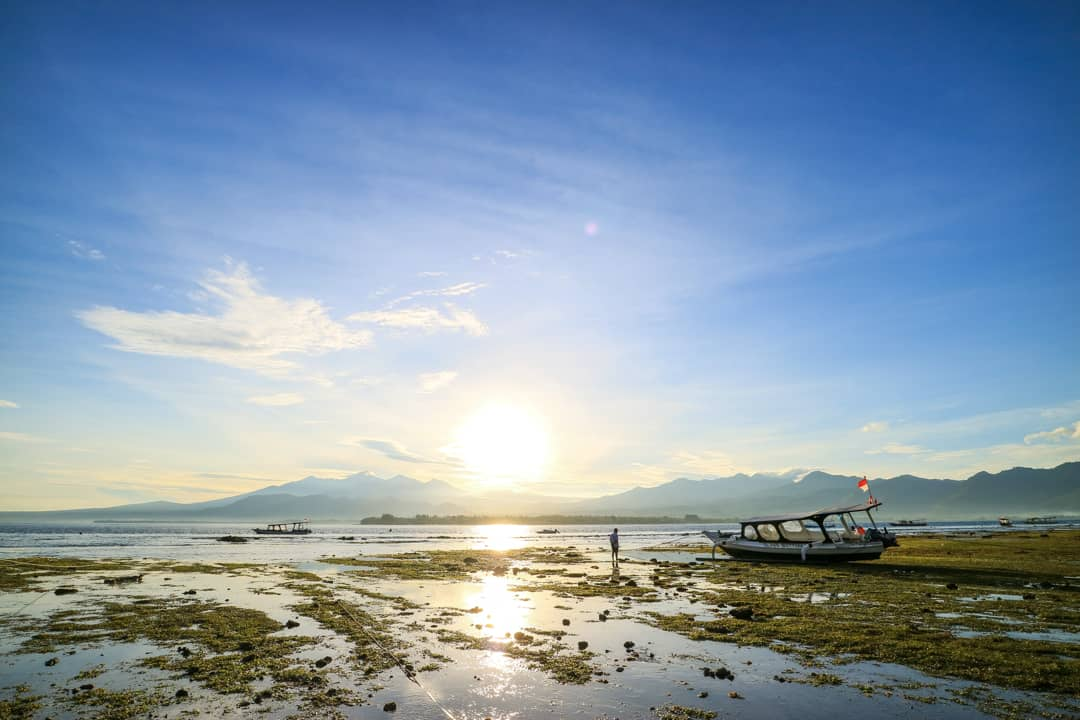 Gili Air Lombok Indonesia