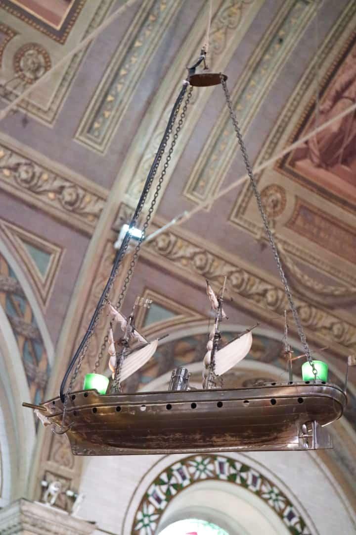 Notre-Dame-de-Bon-Secours Chapel Montreal