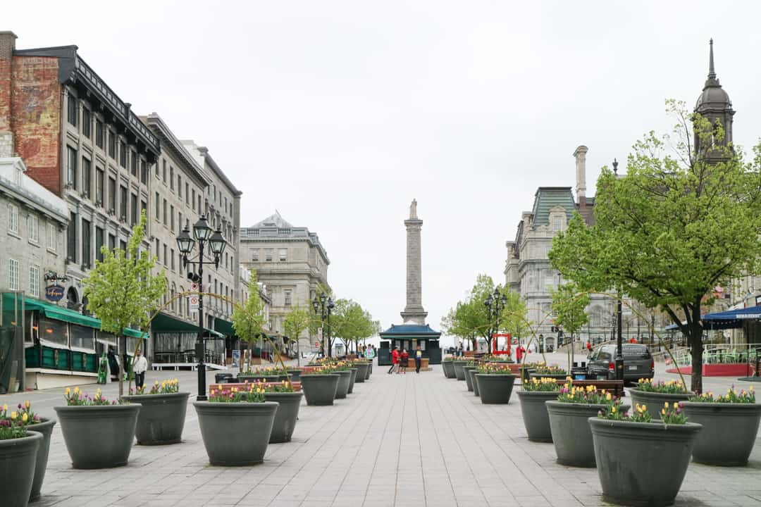 Place Jacques-Cartier Montreal