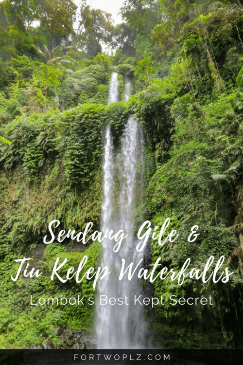 Many come to Lombok for the white sandy beaches, clear turquoise water, and a trek to the summit of Mt. Rinjani. However, Lombok has a well-kept secret for outdoor enthusiasts - the majestic Sendang Gile & Tiu Kelep waterfalls near the foot of Mt. Rinjani.