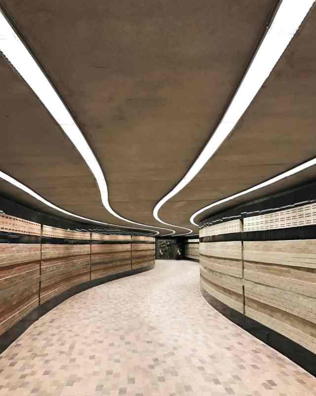 Underground City Montreal
