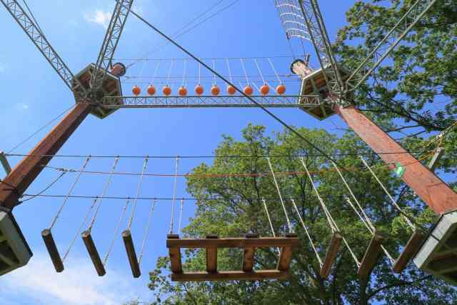 Top Niagara Falls Activities WildPlay Whirlpool Adventure Course