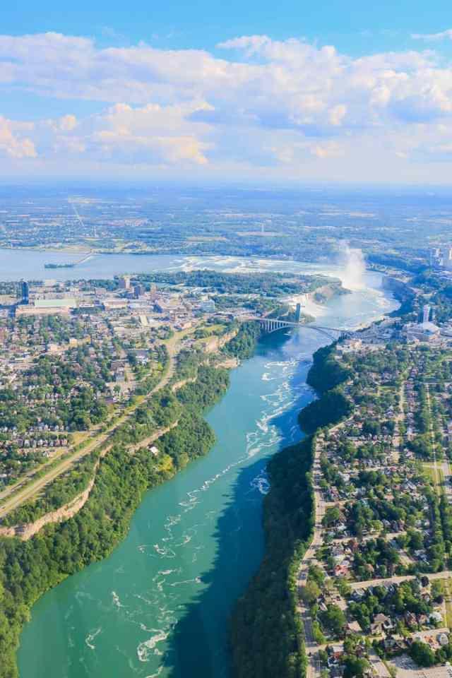 Niagara Helicopters Tour Ontario