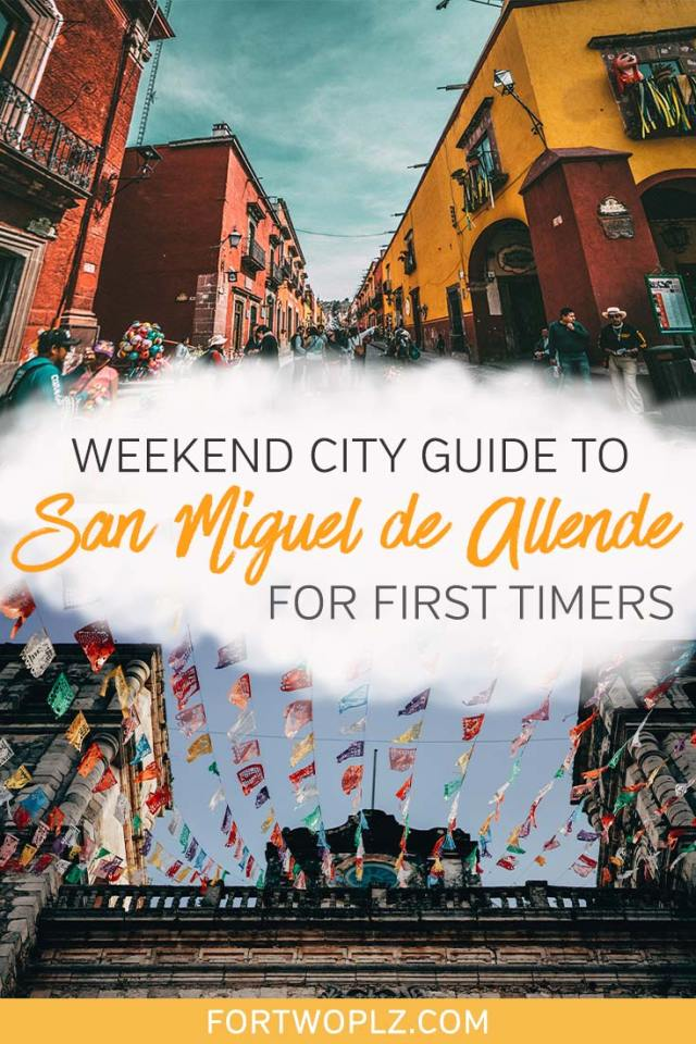 Visit San Miguel de Allende for an unforgettable adventure in Mexico. The colonial city offers a city escape unlike anywhere else. Here are the top things to do in San Miguel de Allende that you need to put on your itinerary. Click through to discover the best San Miguel de Allende hotels, attractions, and restaurants. #mexicotravel #exploremexico #travelguide
