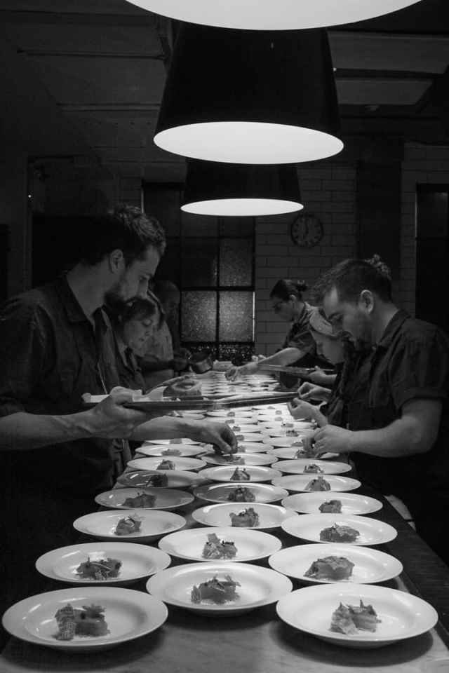 Plate Swap Model Milk Calgary San Pellegrino Canada's Top Chefs