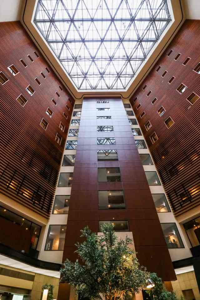 Park Hotel Tokyo Luxury Coolest Hotel in Tokyo