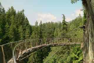 Things To Do In Vancouver Capilano Suspension Bridge
