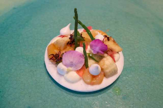 Janice Wong best restaurant in Shinjuku