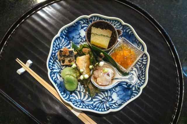 Adachi Naoto Tokyo Michelin Star Restaurant