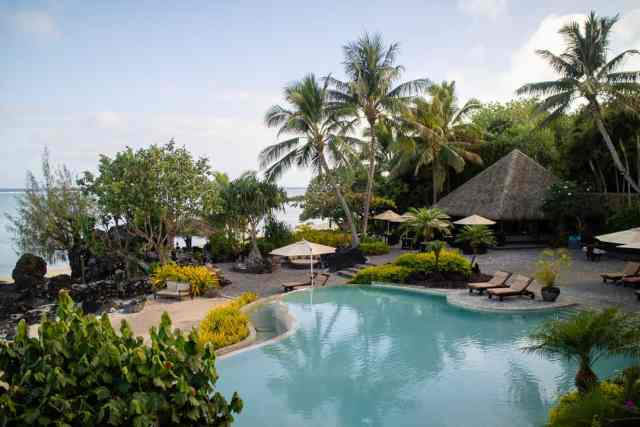Pacific Resort Aitutaki Accommodation