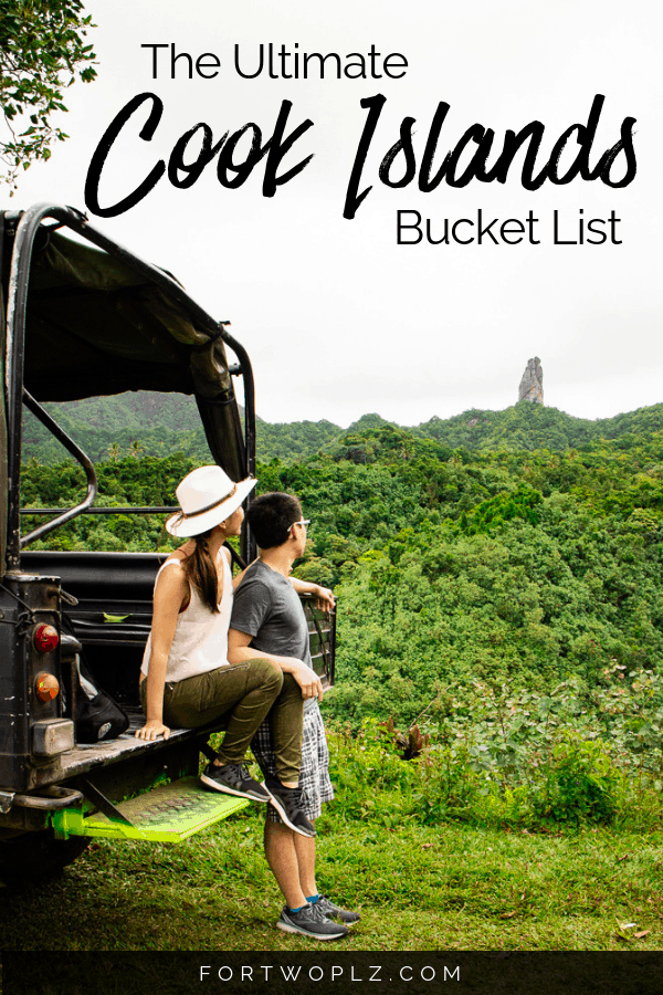 Cook Islands Bucket List