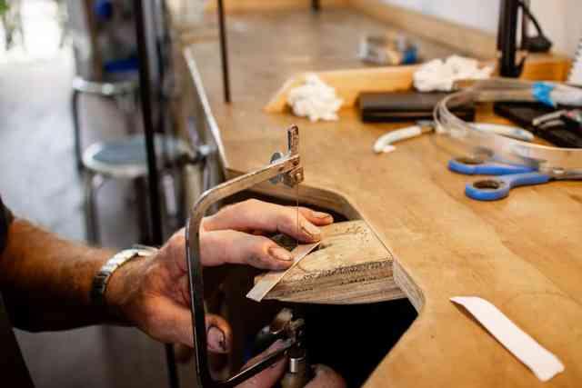 Jewelry Workshop Rarotonga Cook Islands