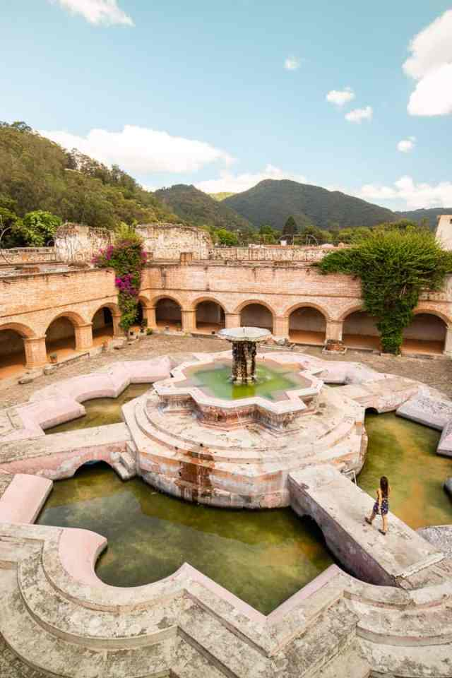 Antigua Guatemala to places to visit